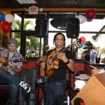 """El Gato Solea performs """"Bamboleo"""""""