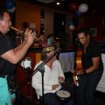 El Gato Solea performs at the Komoon Bonita Springs Anniversary Party