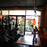 Thai Buddhist Monks Visit