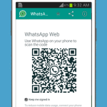 whatsapp scan
