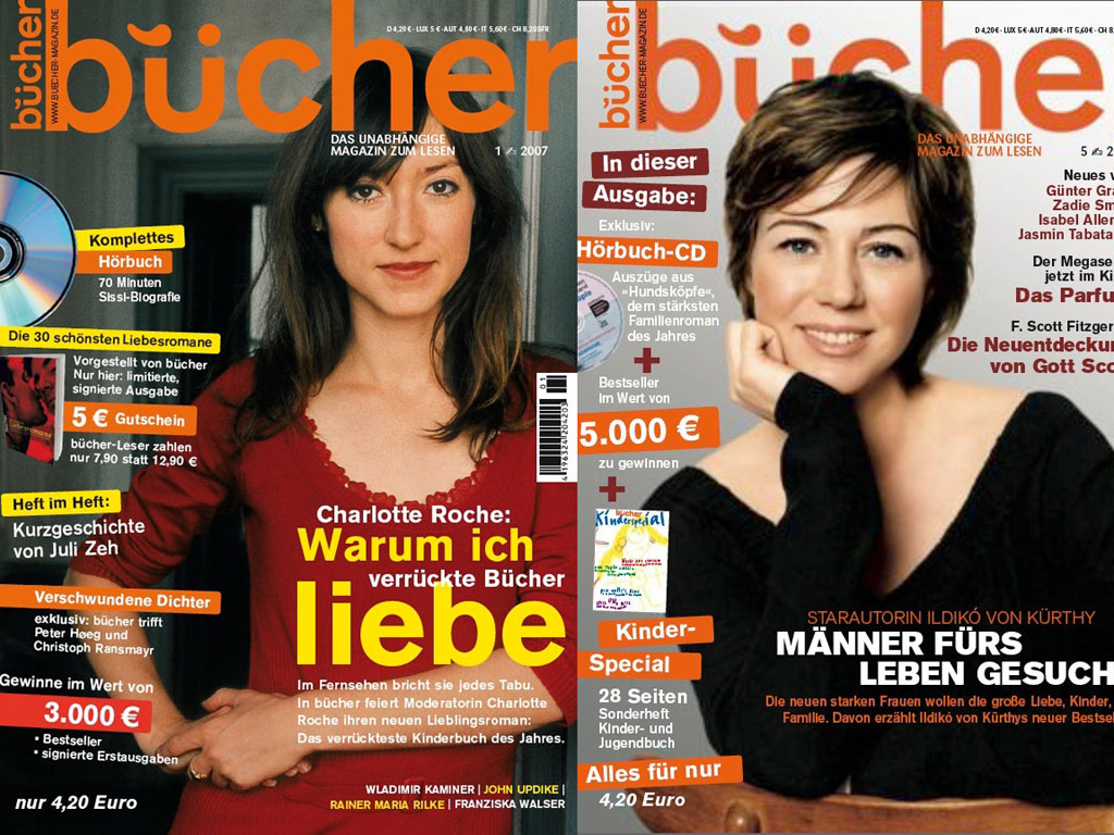 Cover bücher