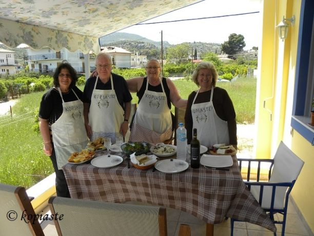 Cooking class 28 April 2015