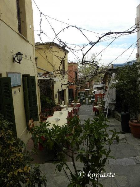 Anafiotika Old town2