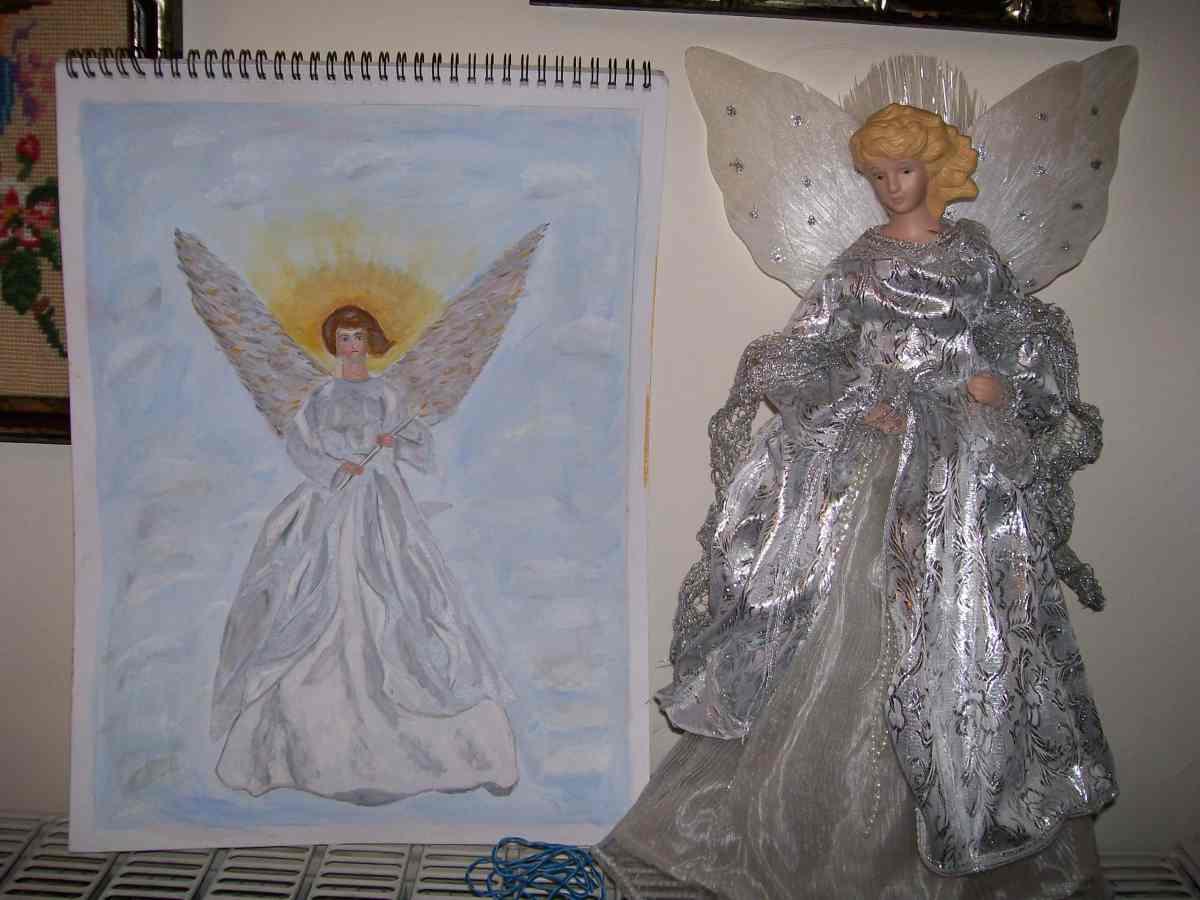 IVYANGEL AND MODEL