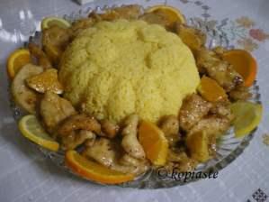 chicken espinosa