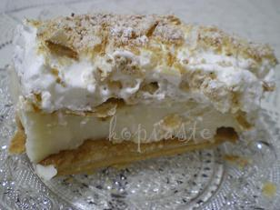 Old millefeuilles