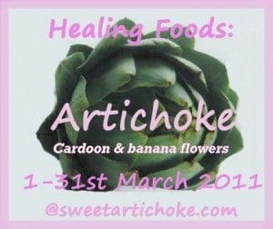 Artichokes - healing-food-logo