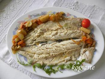 Pestrofa trout