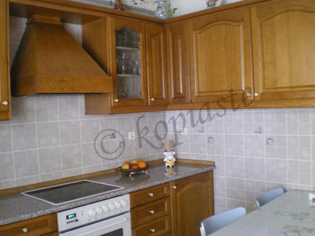 My kitchen Marked