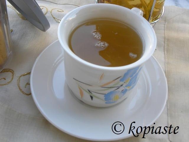 Arbaroriza tea