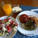 Three Recipes with Thrapsala (Short-fin Squid)