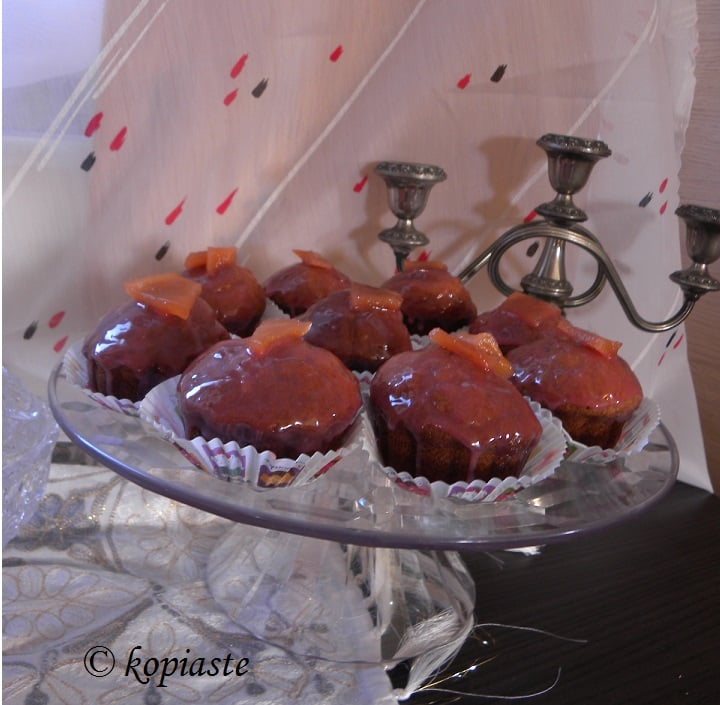 Banana Quince cupcake4