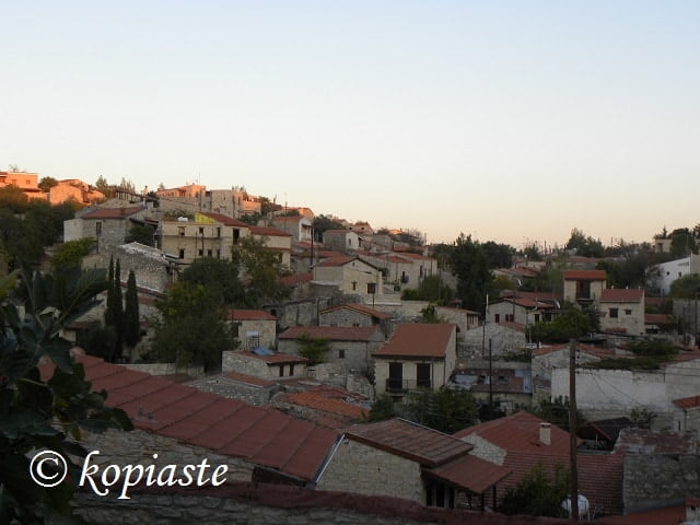 Lophou village