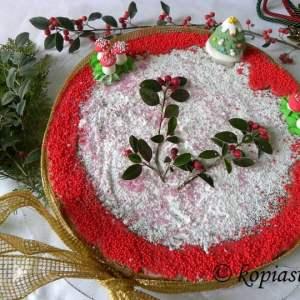 The Best Almond Vassilopita Cake
