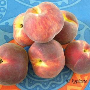 Easy Baked Peaches with Honey & Cinnamon