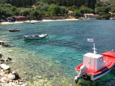 Aghia Sofia Port