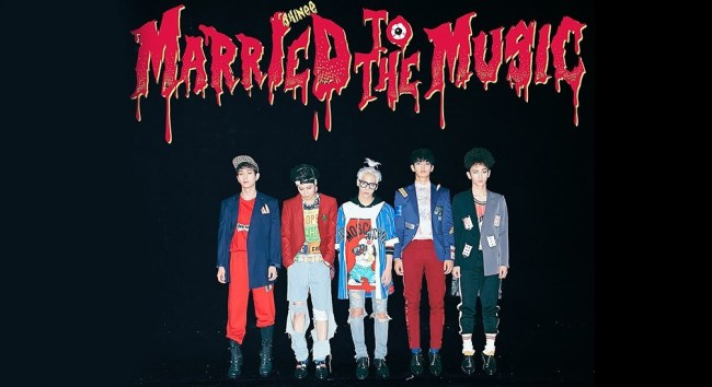 Image: SHINee Married to the Music / SM Entertainment