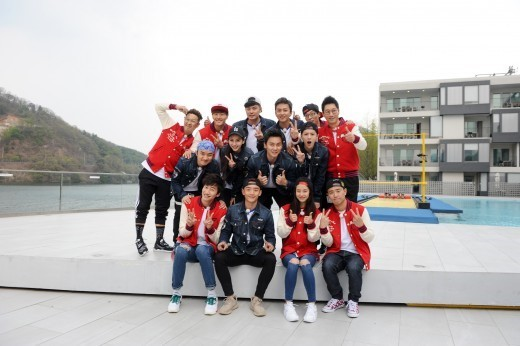 Image: Korean Chinese Running Man cast / SBS