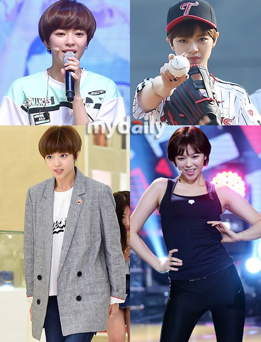 Image: Two times Jungyeon / My Daily