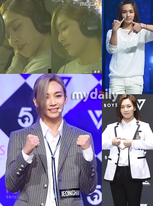 Image: SEVENTEEN Jeonghan / My Dailly