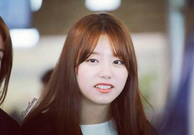 Image: Kim So Hye / Photo taken through @ChamelSwag