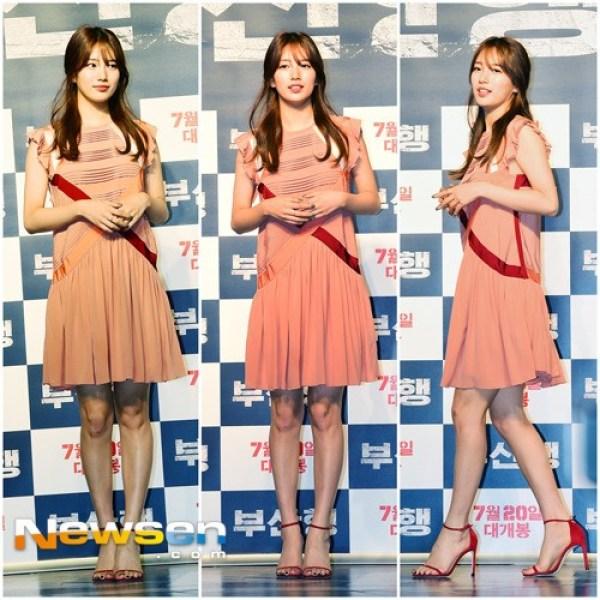 Image: Teach To Busan premiere / Newsen