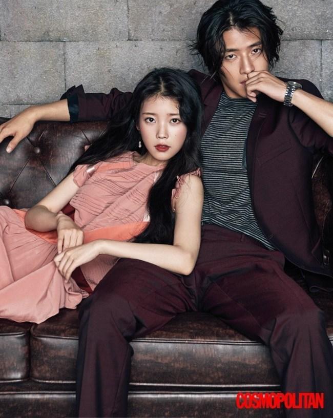 Image: Cosmopolitan Korea / Instiz