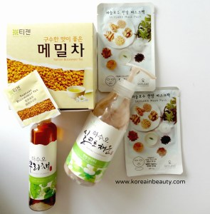 Skylake: KBeauty Oriental Skincare & Hair care Review