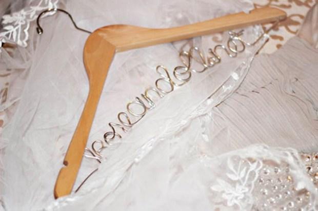 Custom Personalized Hangers