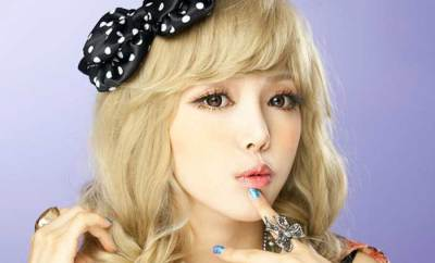 Gyaru Barbie Contact Lens Giveaway
