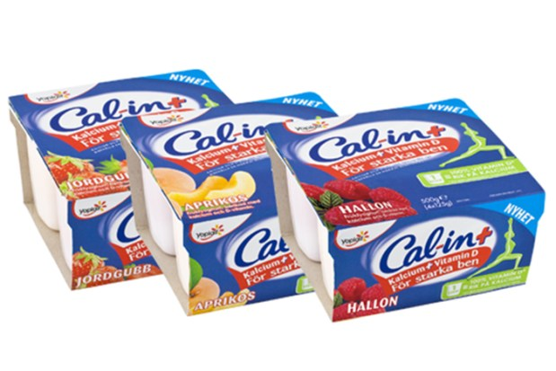 cal-in + yogurt