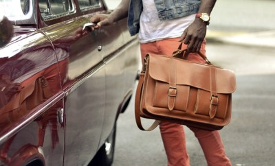stylish bag for men