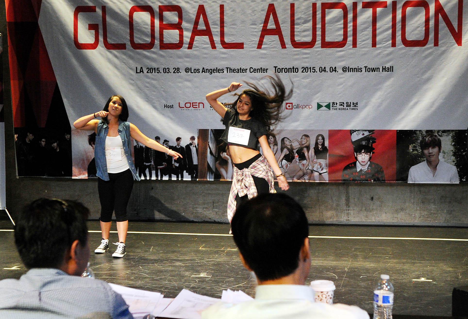 Cube Entertainment Cube Entertainment Audition