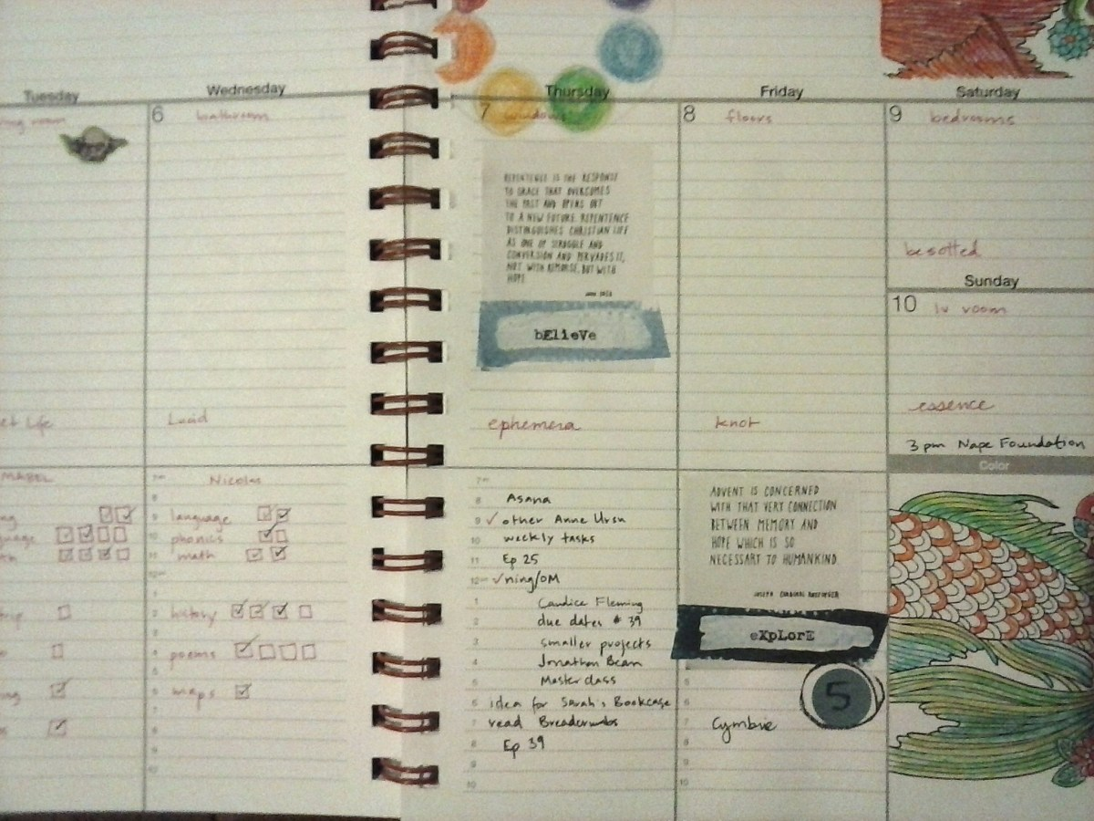 Confessions of a Planner Convert