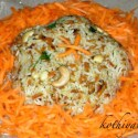 Carrot Rice Recipe – Lunch Box Recipes | Carrot Sadham Recipe