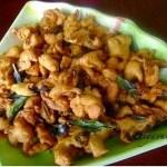 Cashew Onion Pakoda /Fritters