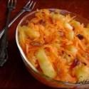 Carrot Pineapple Raisin Salad