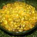 Cherupayar Curry / Whole Green Gram Curry