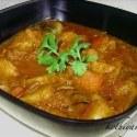 Fried Potato Curry