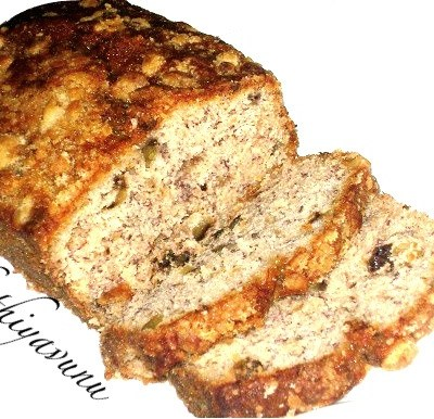 Oatmeal Breakfast Bread Recipe