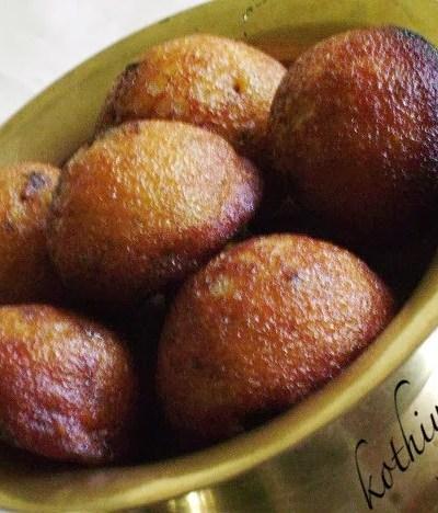 Unniyappam-Unniappam Recipe|Neyyappam Recipe|Sweet Rice Fritters