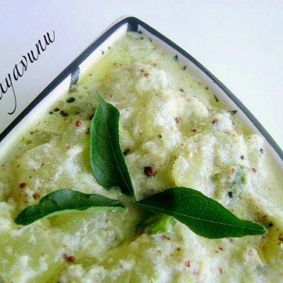 Vellarikka – Cucumber Pachadi  Recipe   Cucumber Yogurt Curry – Kerala Sadya Special