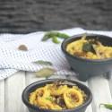 Kanava Thoran Recipe – Kerala Koonthal Thoran Recipe | Squid /Calamari Stir fry with Coconut