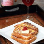 Eggnog French Toast -How to make Eggnog Toast