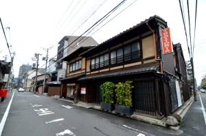 中京区-橘町京町屋店舗 (4)