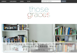those-graces