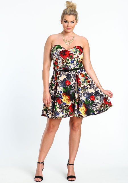 Love Culture Dresses Plus Size Love Culture Plus Size
