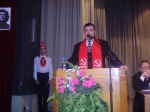 Communist church?