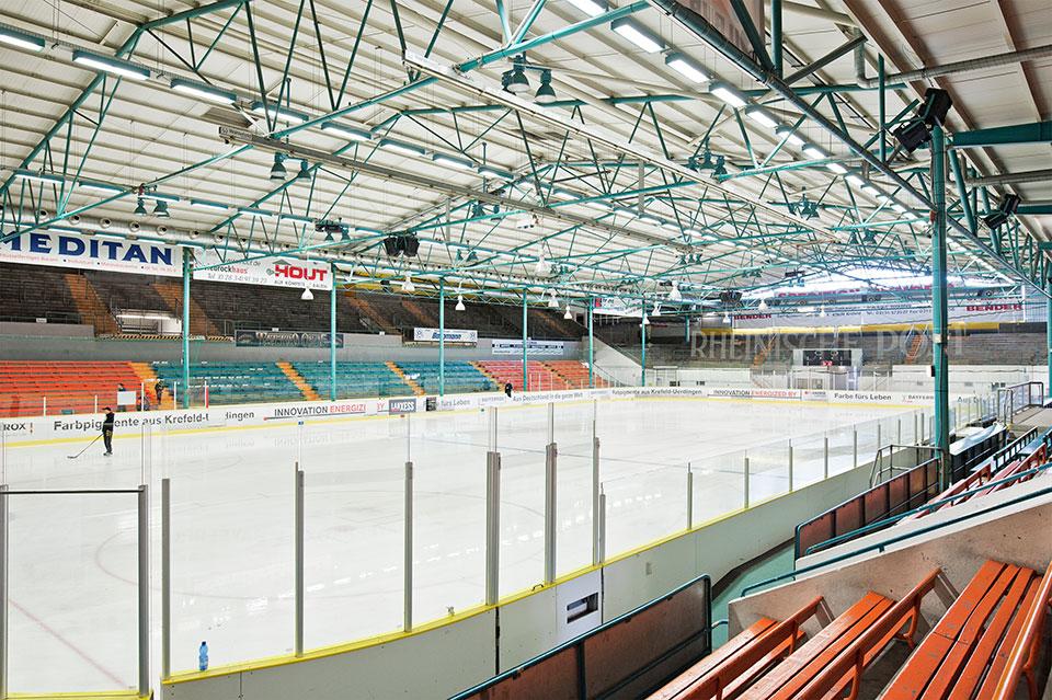 Eissport Halle