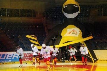 Eishockeyprofi für zwei Stunden - Firmen-Events im KönigPALAST